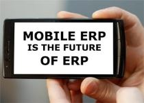Mobile ERP is the future of ERP