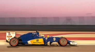 IFS and the Sauber F1® Team