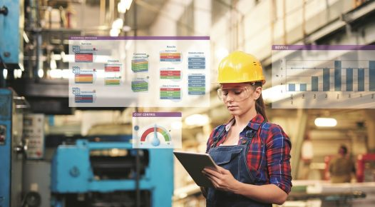 Enterprise operational intelligence for manufacturing