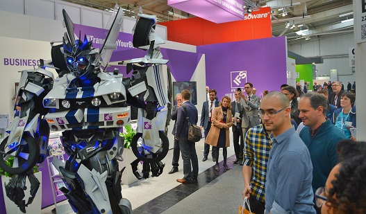 IFS at CeBIT 2017