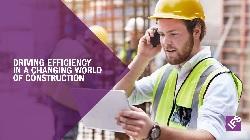 Driving Efficiency in Construction eBook